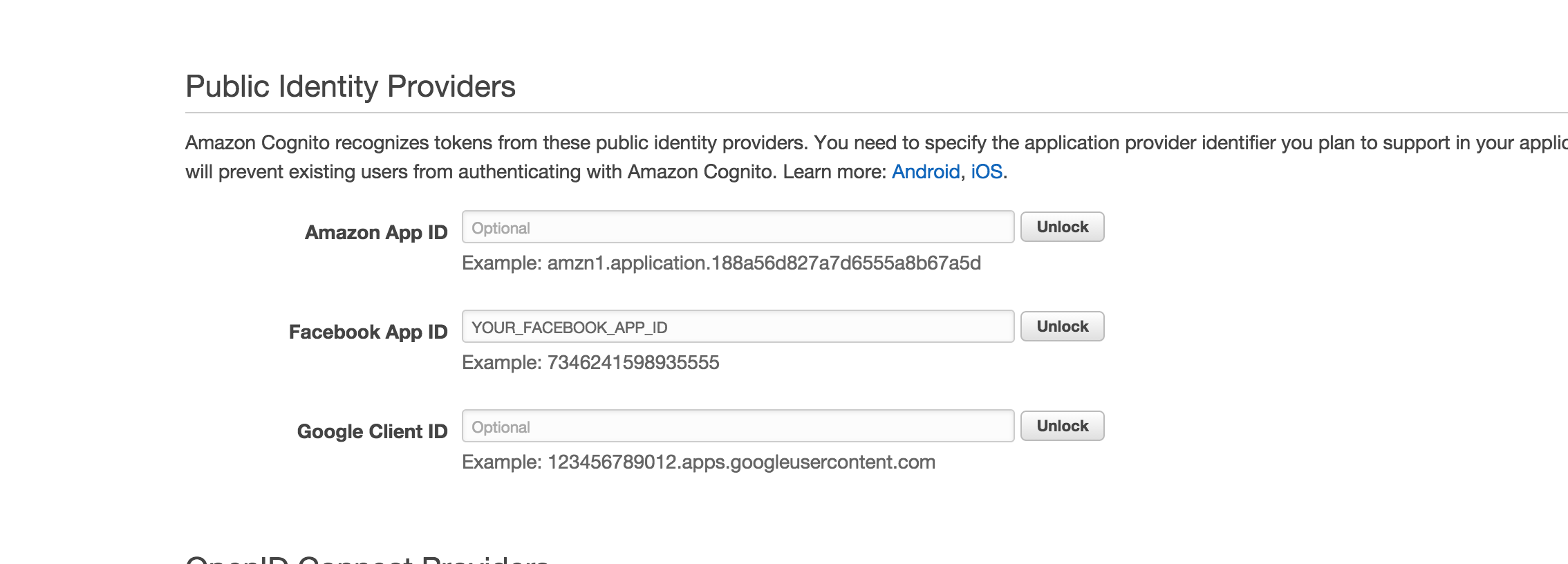 Grzegorz Tatarzyn - Amazon Cognito: Facebook Authentication